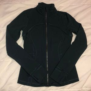 lululemon define jacket green sz4